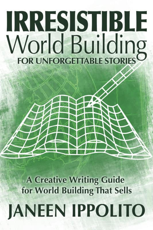 Irresistible World Building For Unforgettable Stories