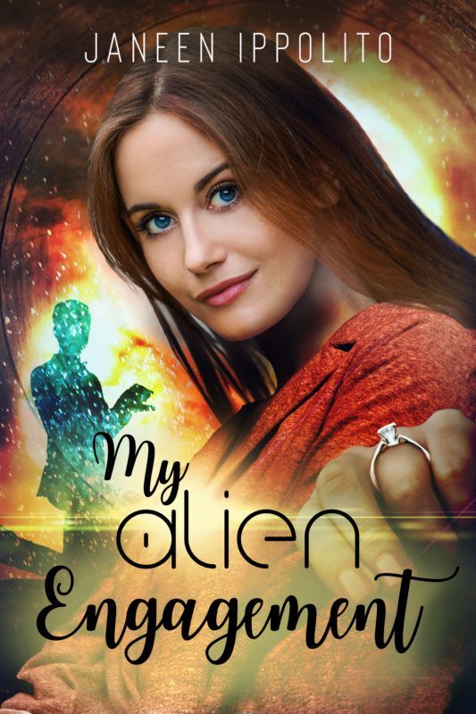 My Alien Engagement: The Accidental Alien Romance Chronicles #2