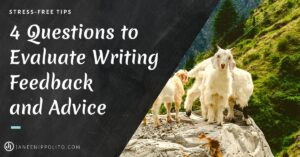 4 Questions to Evaluate Writing Feedback and Advice