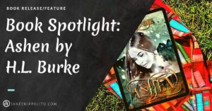 Book Spotlight on Ashen by H.L. Burke