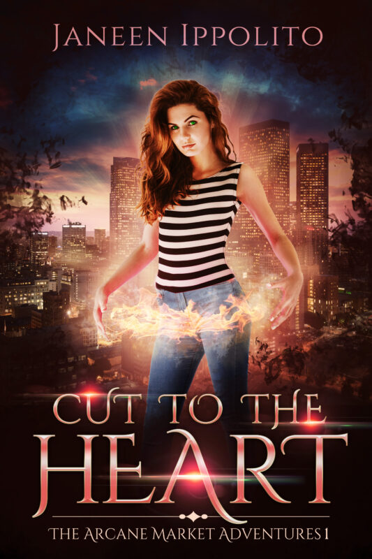 Cut to the Heart: The Arcane Market Adventures 1