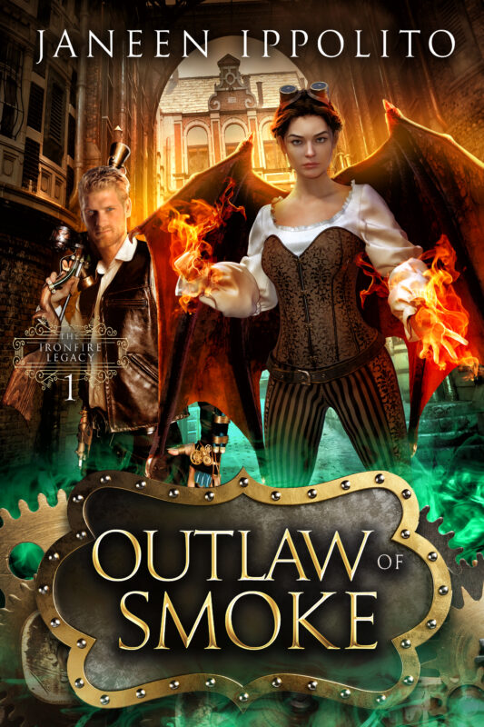 Outlaw of Smoke: The Ironfire Legacy Book 1